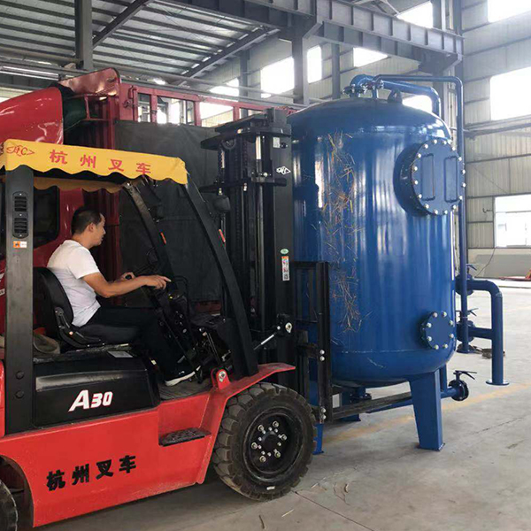 乳胶厂20吨水处理过滤嚣设备