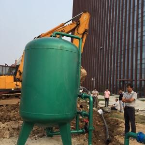 盐城滨海新区管委会大楼生活饮用水处理设备