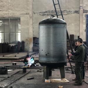 20吨除铁除锰设备的生产车间