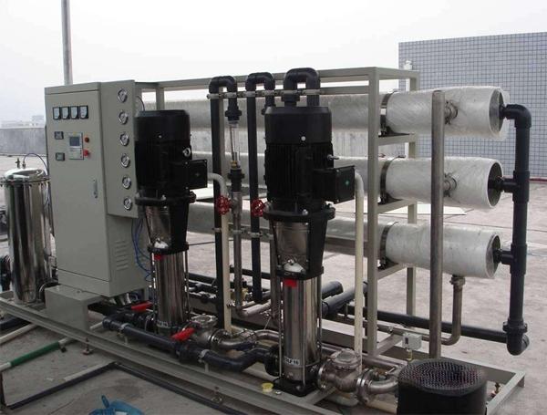 Ro反渗透水处理装置