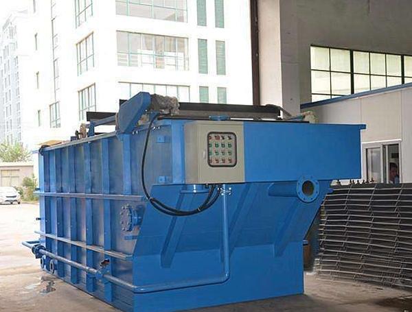 武汉竖式气浮水净化设备