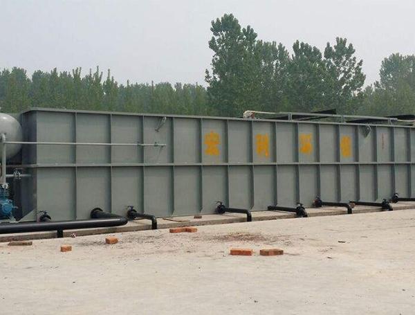 武汉竖流气浮水处理设备