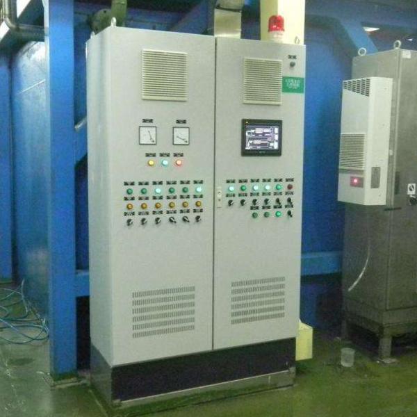 PLC水处理控制系统