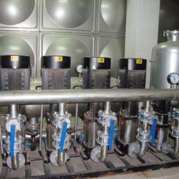 变频恒压供水装置