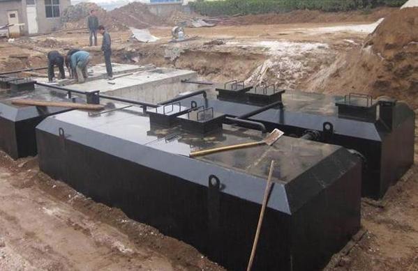 地埋式水处理装置