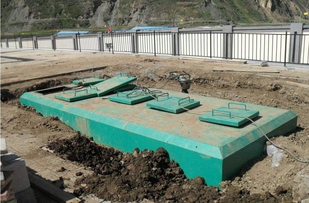 地埋一体式污水处理