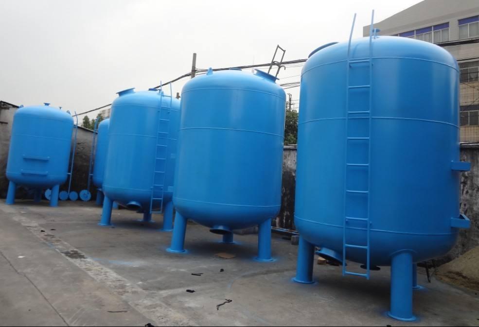 北京除铁除锰净化设备